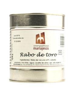 Rabo de toro (lata kilo)