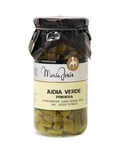 judía verde en conserva